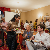 Networking at ILTACON19